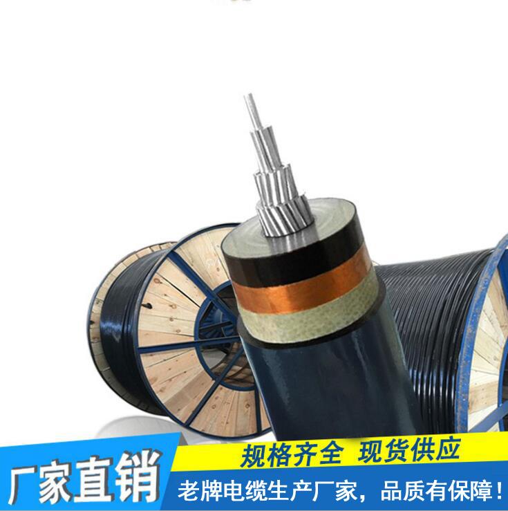 88必发_铝芯高压电力电缆YJLV、YJLY